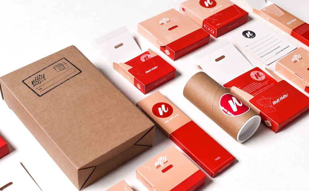 Nifty250 packaging