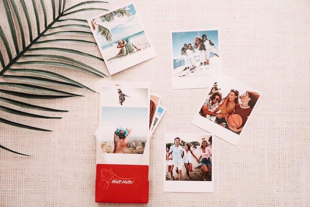 Print Polaroid Photos